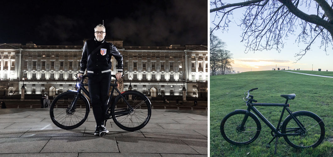 72 Hours in London on the VanMoof Electrified S2 - VanMoof Blog