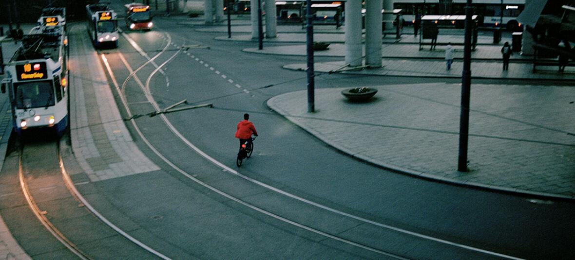 自転車ブームへの年に:2輪の世界への移行に必要な態度と行動