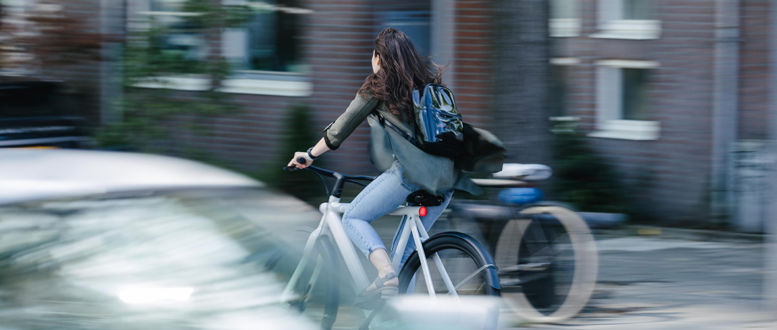 Amsterdam: a new, old, way to ride