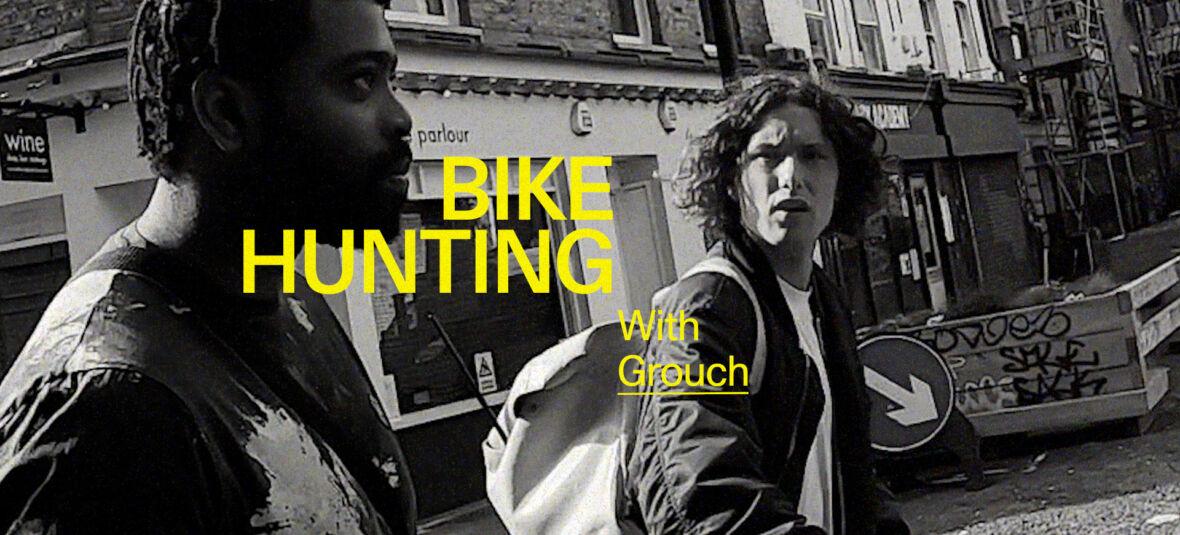 バイクハント・スペシャル:ロンドン 2021年10月