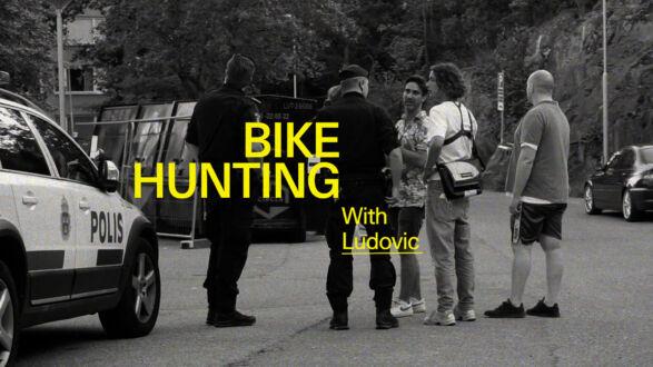 Bike Hunt Spécial : Stockholm, juillet 2021