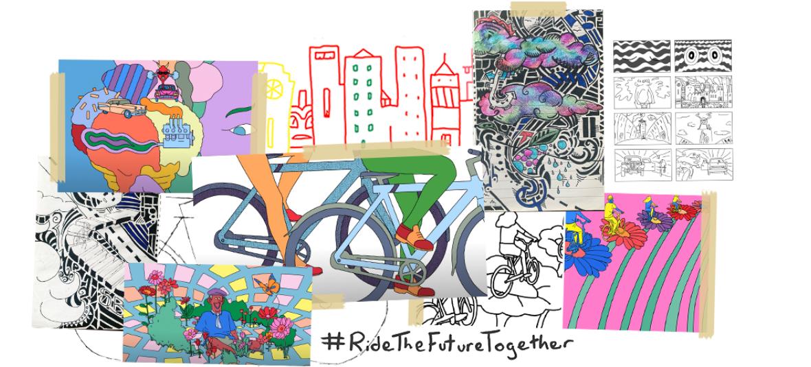Ride The Future Together - Hoe stel jij je de toekomst voor?