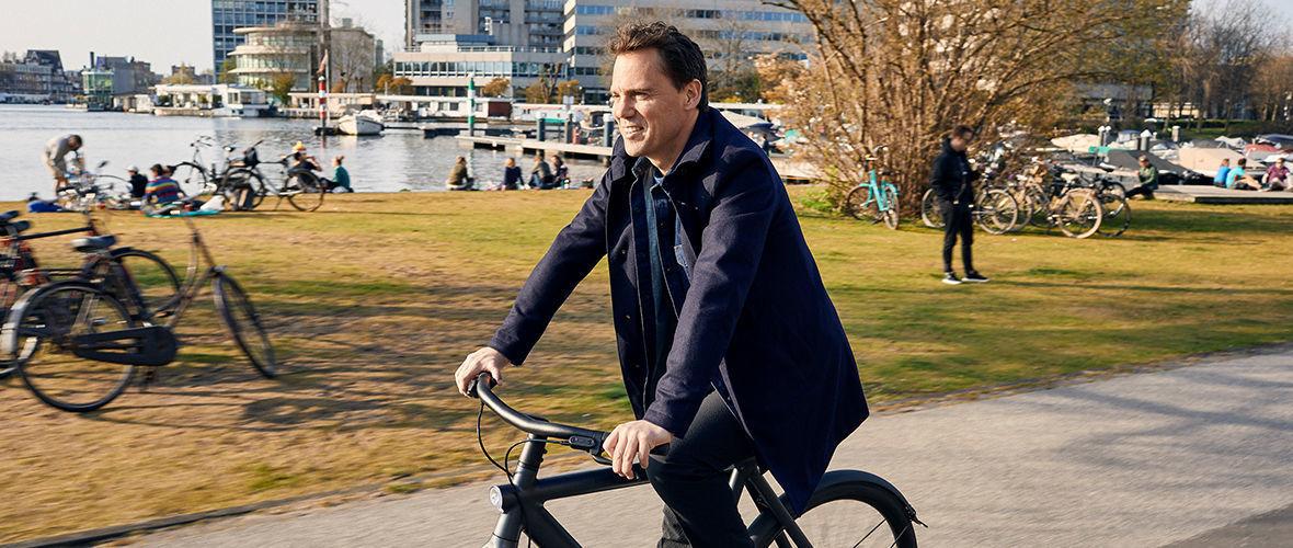 Le futur est là : Taco Carlier parle de la révolution des e-bikes