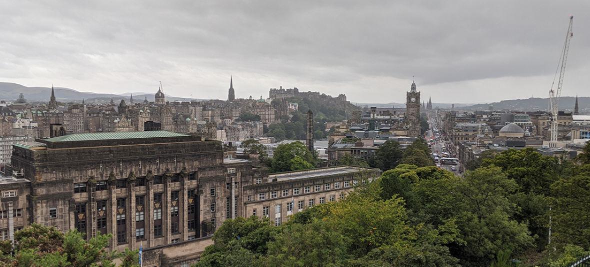 Pop-up City Guide: Edinburgh