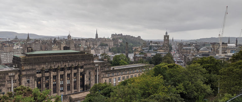 Pop-up City Guide: Edinburgh