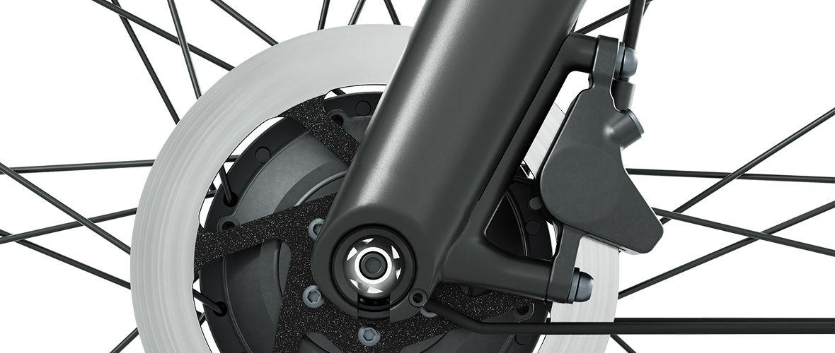 Ride the future: Hydraulic brakes