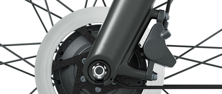 Ride the future: Hydraulic brakes