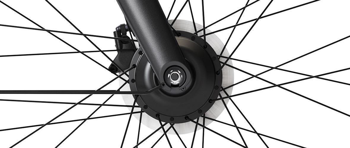 Ride the future: Upgraded motor