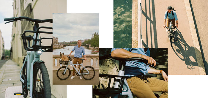 Rider Stories: Cédric – Perspectives on a city