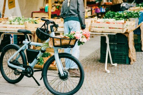 Rider Stories: Inés – Points de vue sur une ville