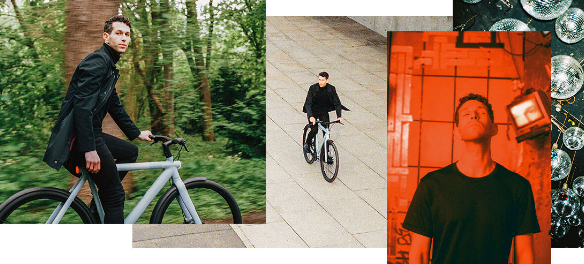 Rider Stories: Kaan – Perspectives on a city