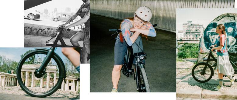 Rider Stories: Lacy -  Points de vue sur une ville
