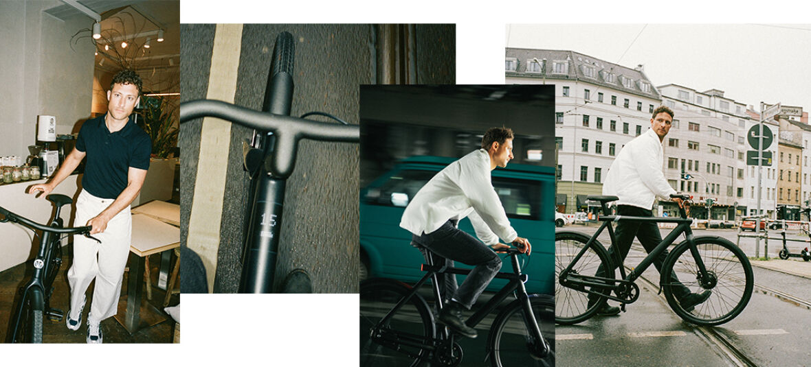 Rider Stories: Lukas - Perspectives on a city