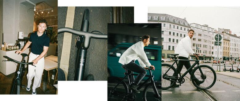 Rider Stories : Lukas - Points de vue sur une ville