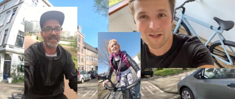 Riding the future: こちらがVanMoof S3 & X3を試した人たちのリアルな感想です。