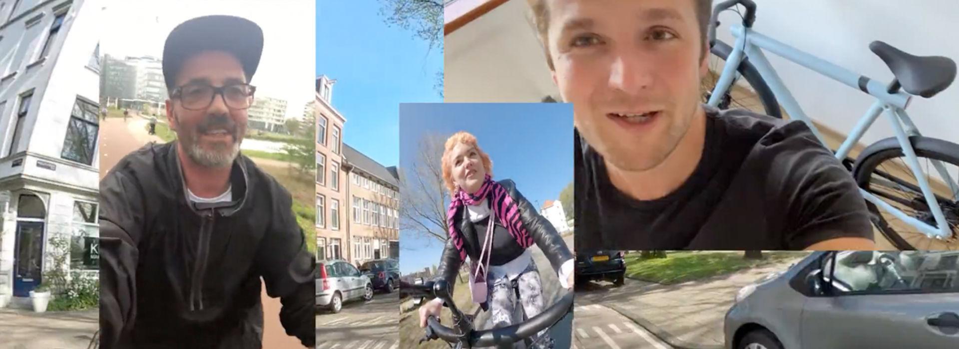 *Riding the future:* Les premiers riders des VanMoof S3 & X3 partagent leur expérience