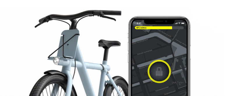 The VanMoof Ecosystem: Disrupting an industry to get the next billion on bikes
