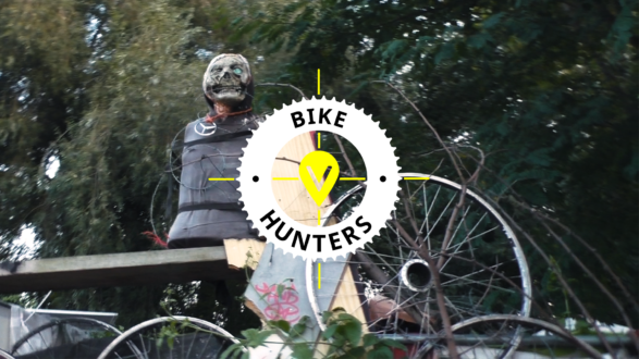 VanMoof Bike Hunt Report: November