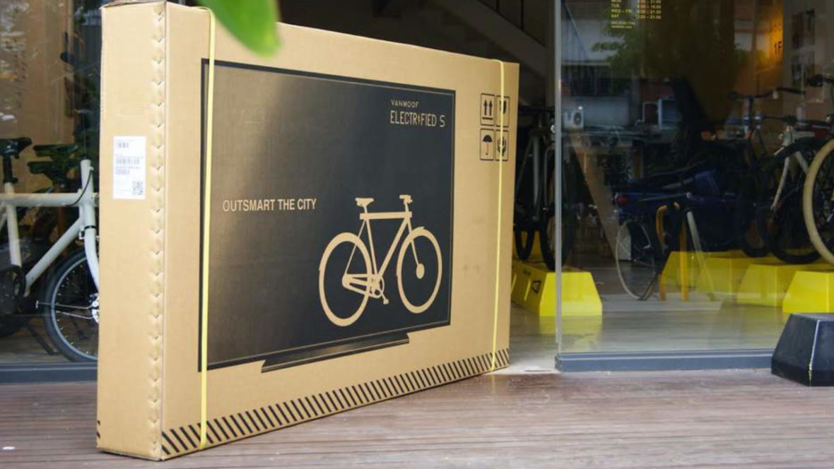TV, or not TV: The story of our bike box