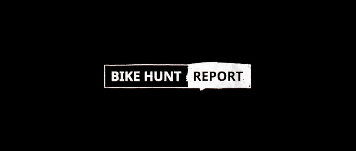 VanMoof Bike Hunt Report – March
