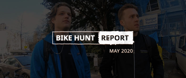 VanMoof Bike Hunt Report – May