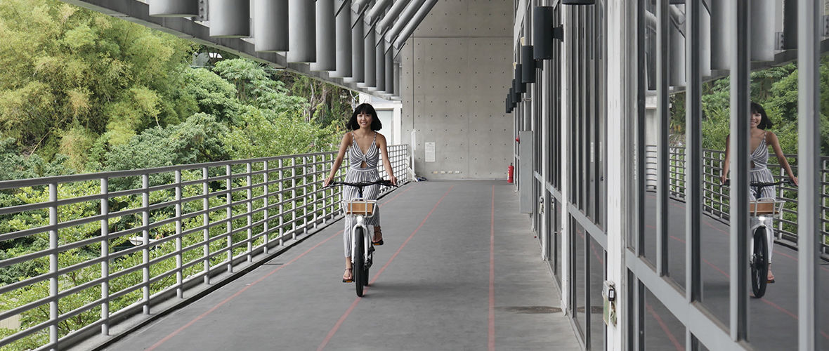 Stinky tofu, product design, and Mahjong: VanMoof designer Pam Pan on how to win in Taipei