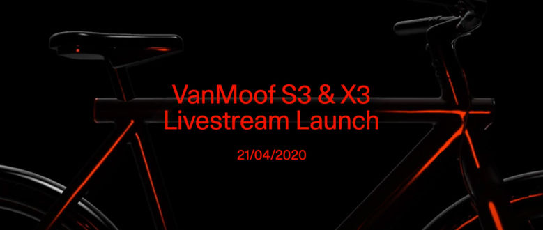 VanMoof S3 & X3 livestream launch: Relive the international online event